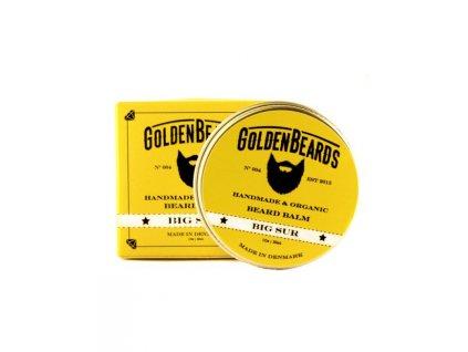 Balzám na vousy Big Sur Golden Beards 30 ml