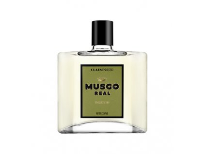 Voda po holení Musgo Real Classic Scen 100 ml