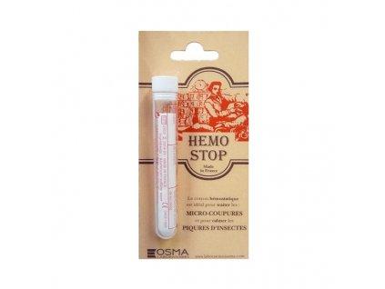 Kamencový tyčinka k zastavení krvácení HemoStop Styptic Osma Laboratoires 12 g