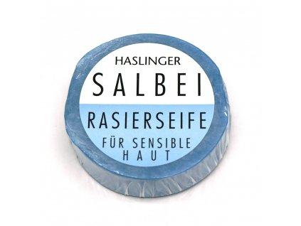 Mýdlo na holení Haslinger Sage 60 g