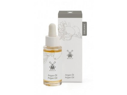 Arganový olej Mühle Organic 30 ml