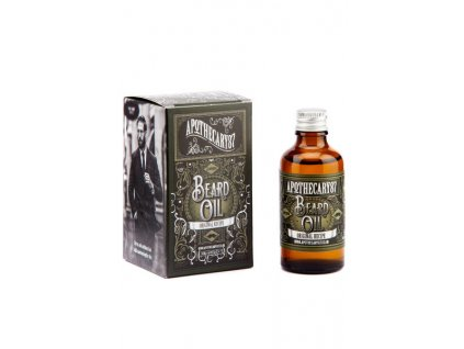 Olej na vousy Apothecary87 Original Recipe 50 ml