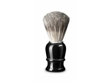 Štětka na holení Thiers Issard Black Pure Badger