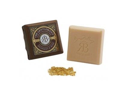 Klasické mýdlo Castelbel Spearmint Moss 24K Gold 150 g