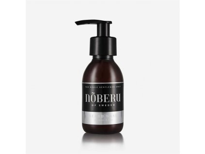 Šampon na vousy Noberu Amber-Lime 125 ml