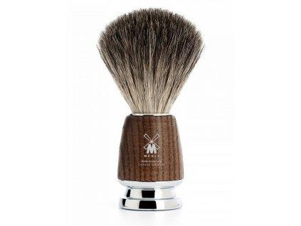 Štětka na holení Mühle Rytmo Ash Pure Badger