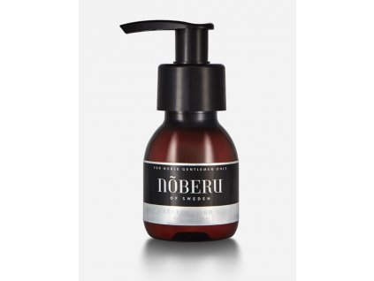 Olej na vousy Noberu Amber-Lime Feather 60 ml