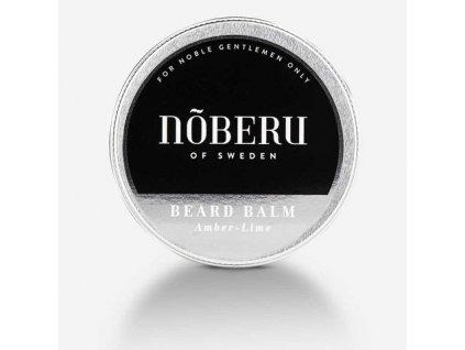 Balzám na vousy Amber-Lime Noberu 30 ml
