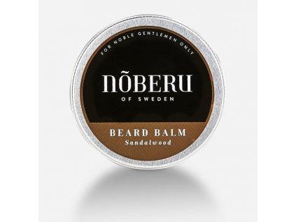 Balzám na vousy Sandalwood Noberu 30 ml