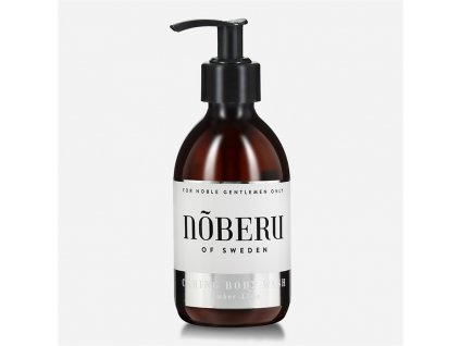 Sprchový gel Amber-Lime Noberu 250 ml