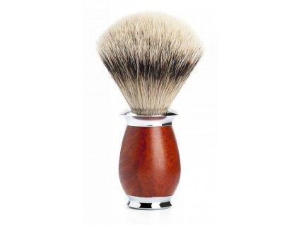 Štětka na holení Mühle Purist Briar Wood Silvertip Badger
