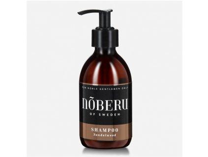 Šampon na vlasy Sandalwood Noberu 250 ml