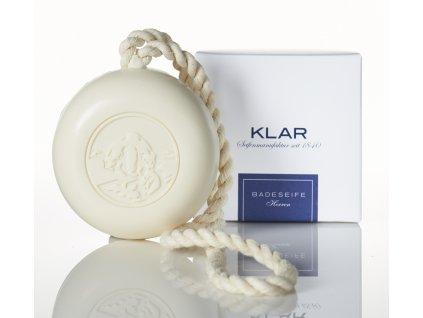 Koupelové mýdlo se šňůrkou Klar 250 g