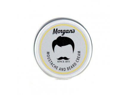 Krém na vousy a knír Morgans 75 ml