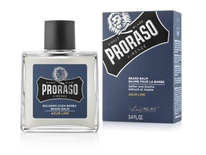 Balzám na vousy Proraso Azur Lime 100 ml