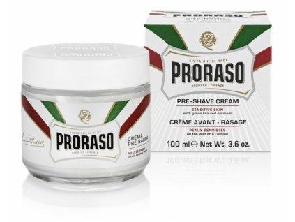 Krém před holením pro citlivou pokožku Proraso Sensitive 100 ml