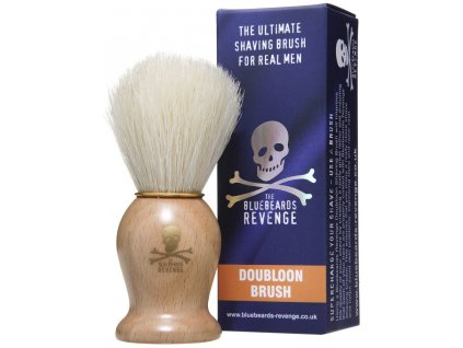 Štětka na holení The Bluebeards Revenge Doubloon Bristle Brush