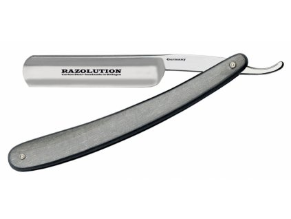 Břitva Razolution Brushed Alu 5/8
