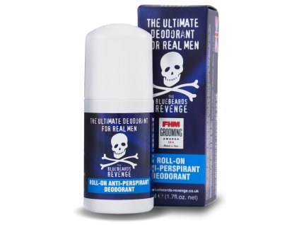 Roll-on deodorant s osvěžující vůni The Bluebeards Revenge 50 ml