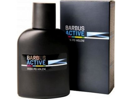 Voda po holení Barbus Active 100 ml