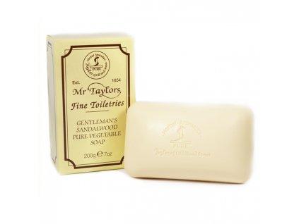 Koupelové mýdlo Taylor of Old Bond Street Sandalwood 200 g