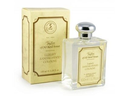 Kolínská voda Sandalwood Taylor of Old Bond Street 100 ml
