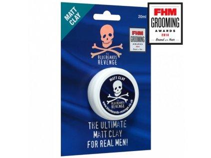 Matný jíl na vlasy The Bluebeards Reveng 20 ml