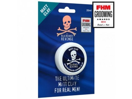 Matný jíl na vlasy The Bluebeards Reveng 20 ml
