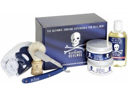 Dárková sada na holení The Bluebeards Revenge Barber Bundle