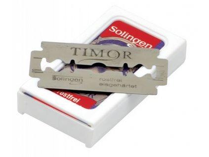 Žiletky na holení Timor Solingen (10 ks)