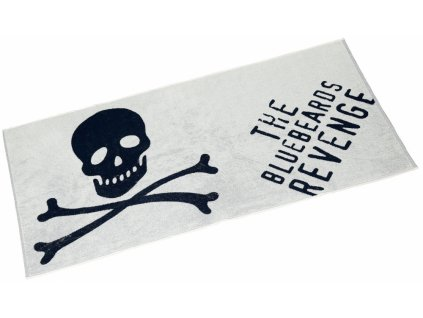 Bavlněný ručník na holení The Bluebeards Revenge (25 x 50 cm)