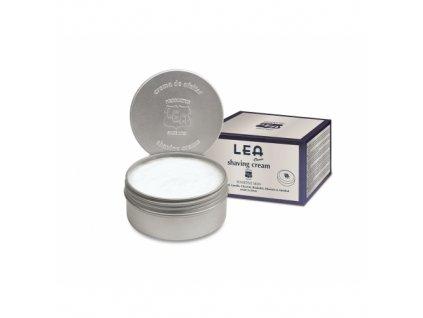 Krém na holení v dóze Classic Lea 150 g