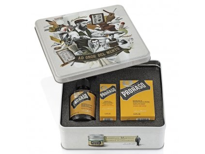 Sada na vousy Proraso Wood and Spice 433690