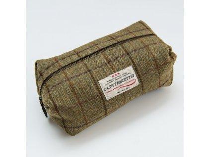 kosmeticka taska captain fawett tweed