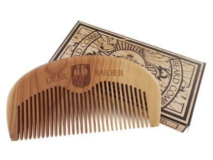 hreben na vousy dear barber