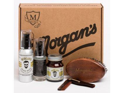 sada pro peci o vousy a knir morgans gentlemans beard grooming gift
