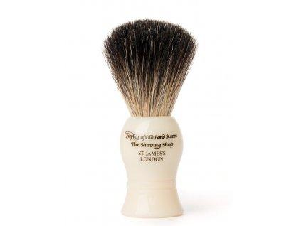 Štětka na holení Taylor of Old Bond Street Ivory Pure Badger