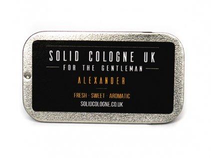 tuha kolinska solid cologne alexander
