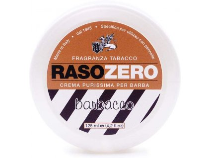krem na holeni rasozero barbacco 125 ml