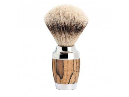 stetka na holeni muhle stylo spalted beech silvertip badger
