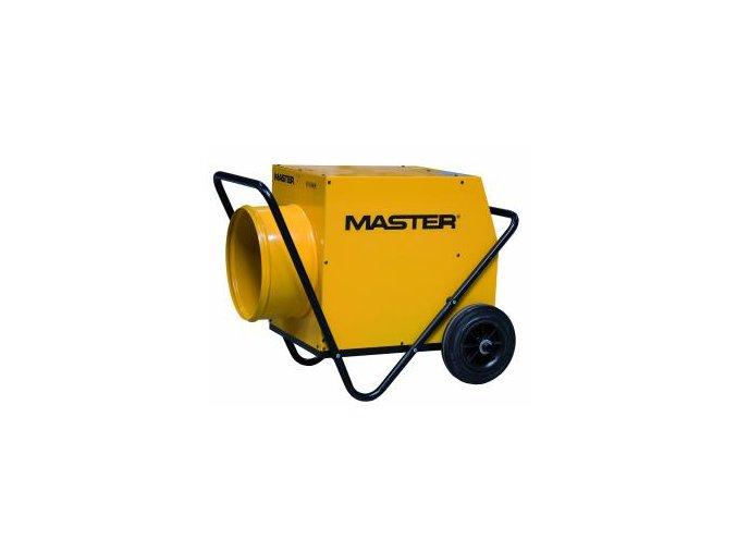 b 18 epr elektricky ohrievac vzduchu master