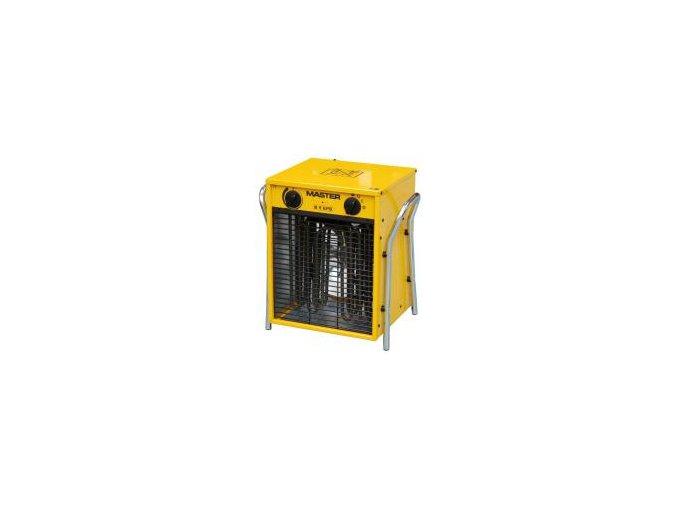 b 9 epb elektricky ohrievac vzduchu master