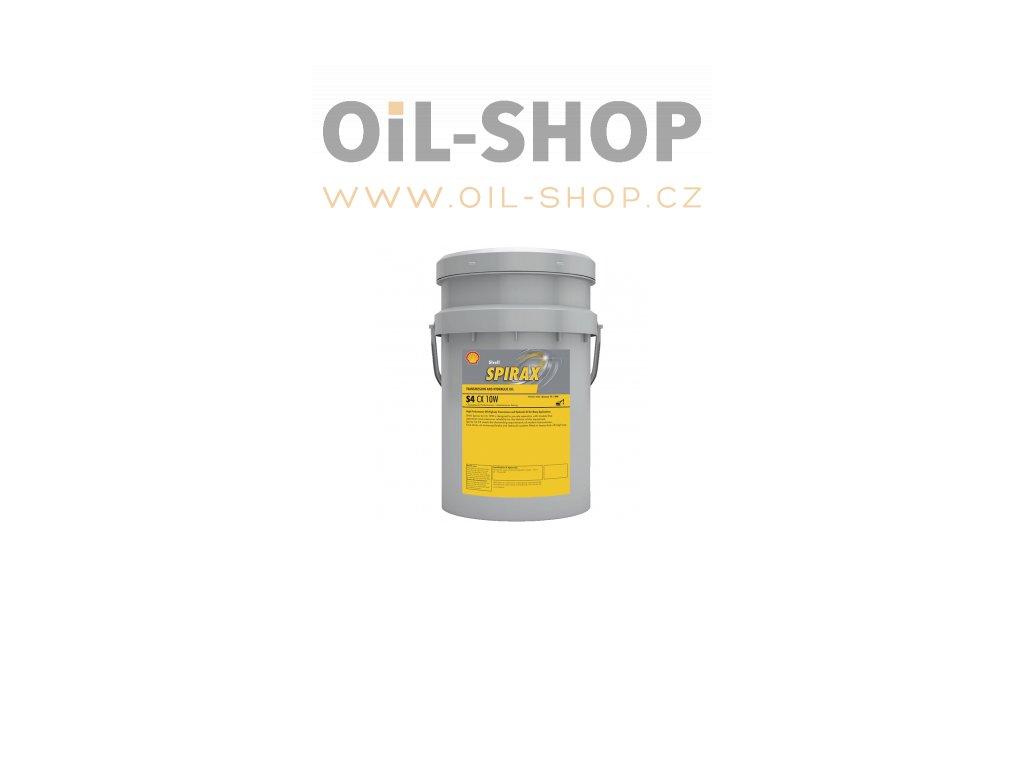 shell spirax s4 cx 10w pail