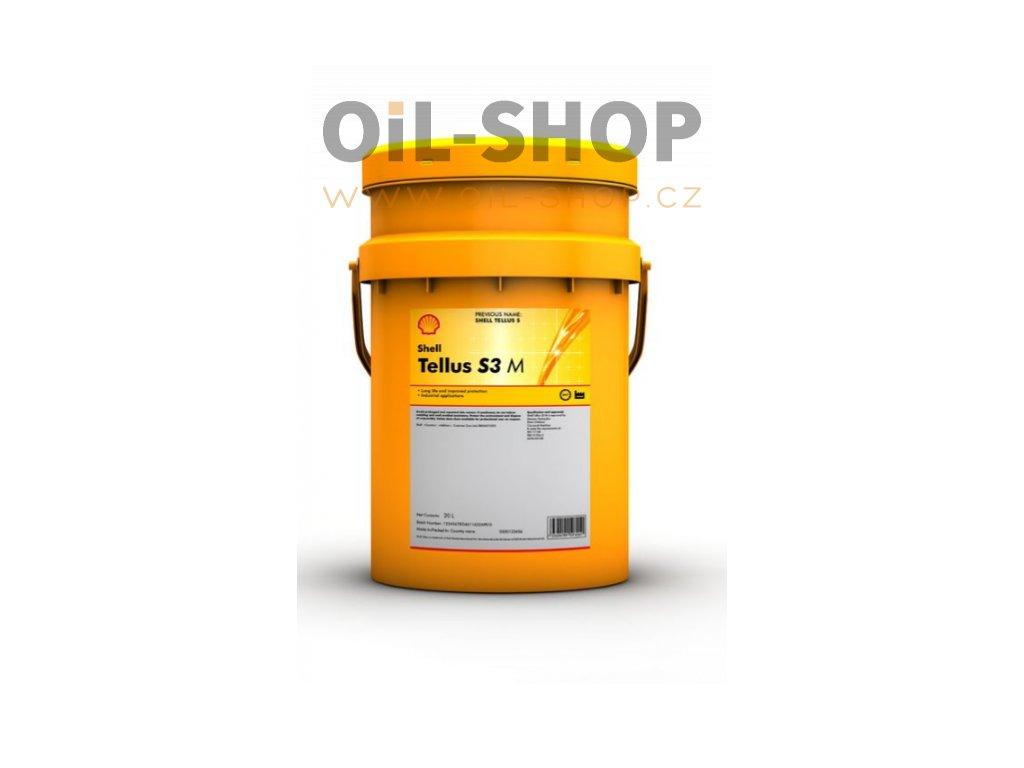 Shell Tellus S3 M 68 20L