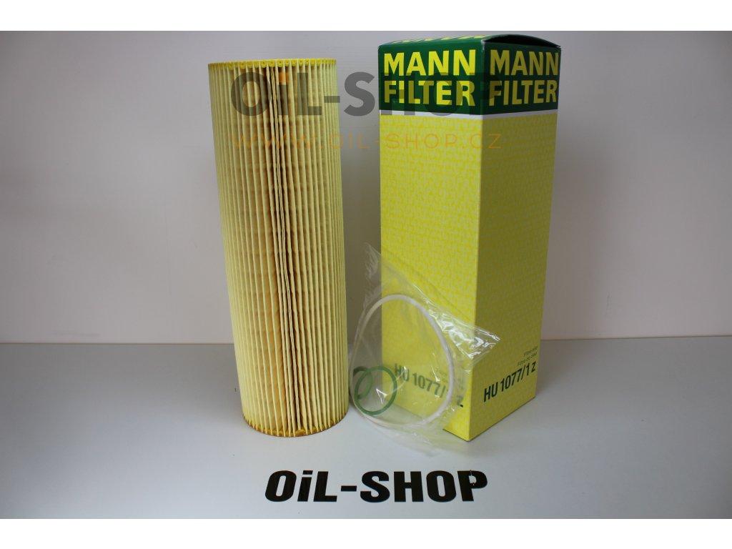 Mann Filtr Olejový HU1077/1Z