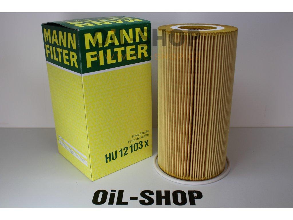 Mann Filtr Olejový HU12103X