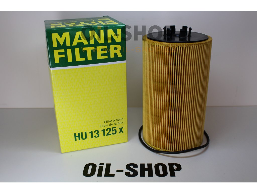 Mann Filtr Olejový HU13125X