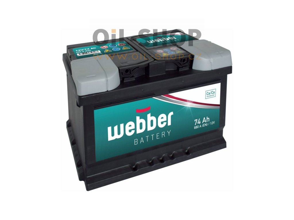 webber 74