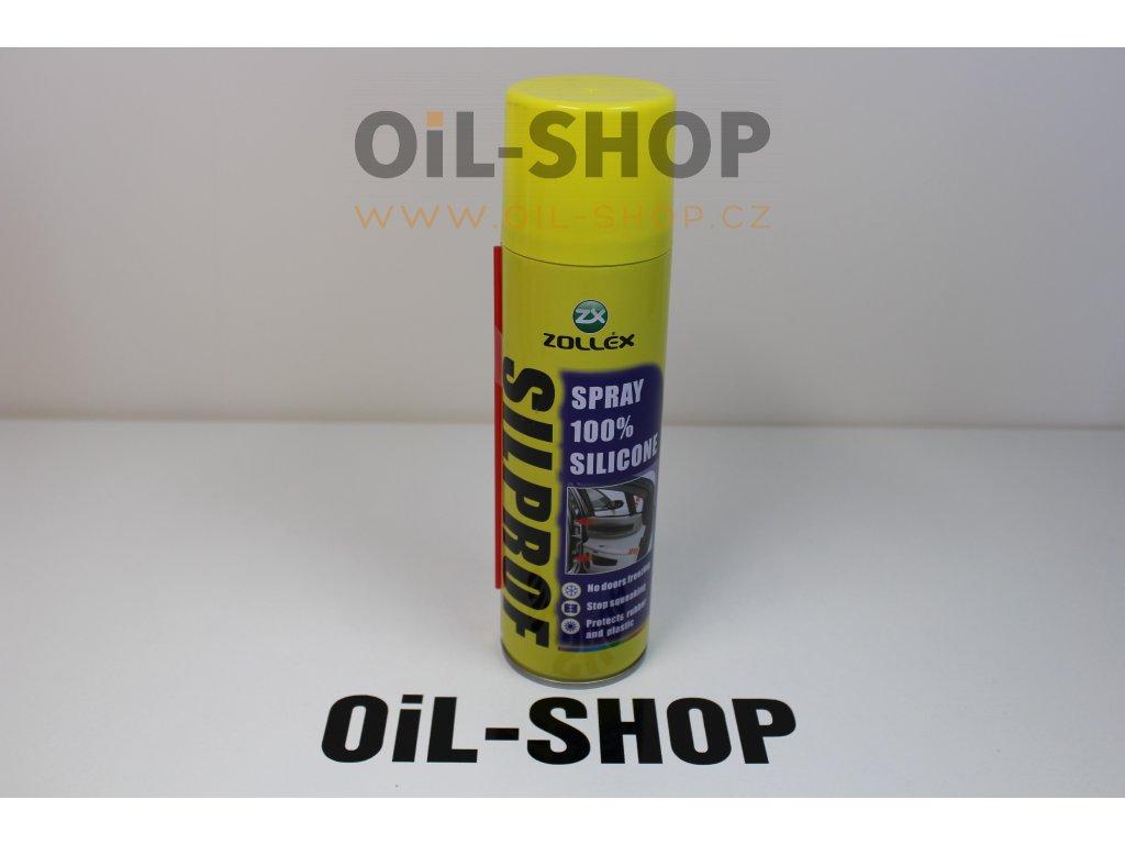 Zollex Silikonový Spray 220ML