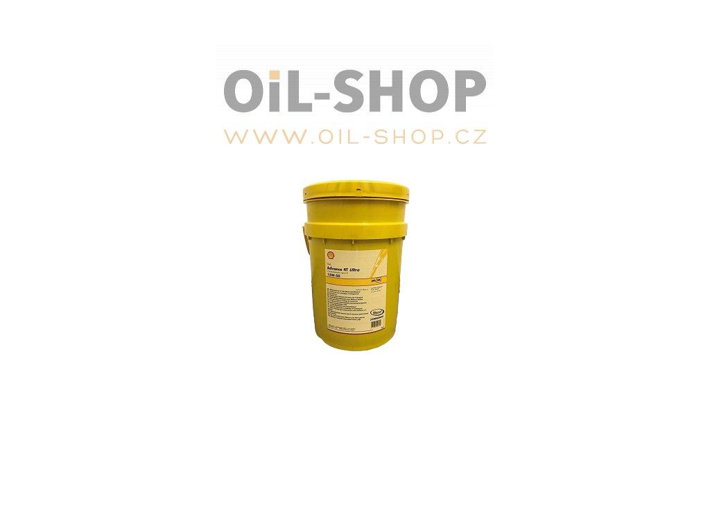 Shell advance ultra 15w 50 20l oil shop